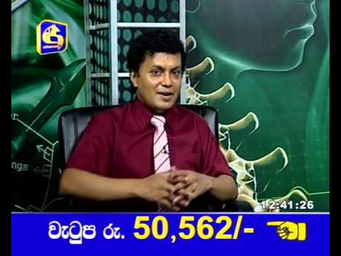 2016.03.02  - Channel D | Interview with Dr Udaya Samarajeewa