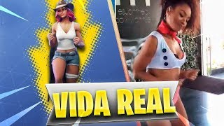 NOUVEAU FORTNITE BAILES IN REAL LIFE SEASON 6 / NEW DANCES IN REAL LIFE