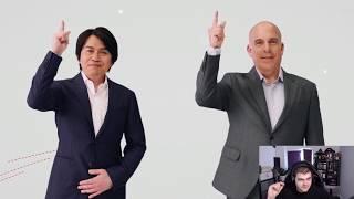 [E3 2019] Konferencja NINTENDO (Nowe Pokemony, Wiedźmin 3 na Switch!)