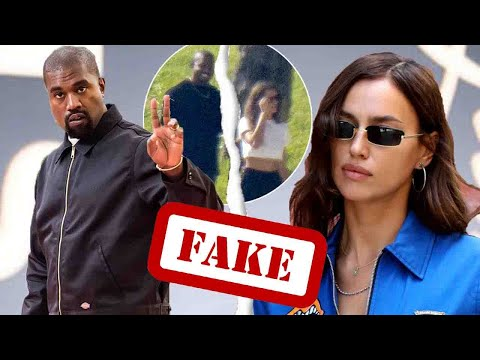 Kanye West and Irina Shayk: The Couple Isn't Likely to Come True, It's Junk News