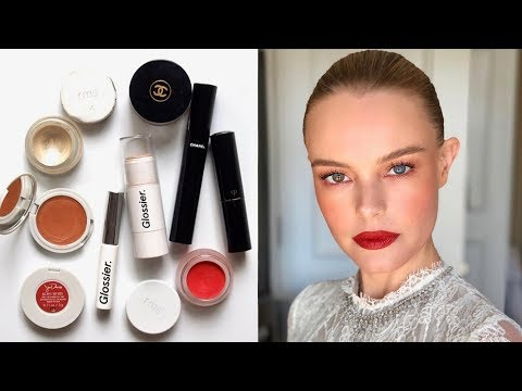 Kate Bosworth Makeup Bag  Fresh Face with Pops of Colour