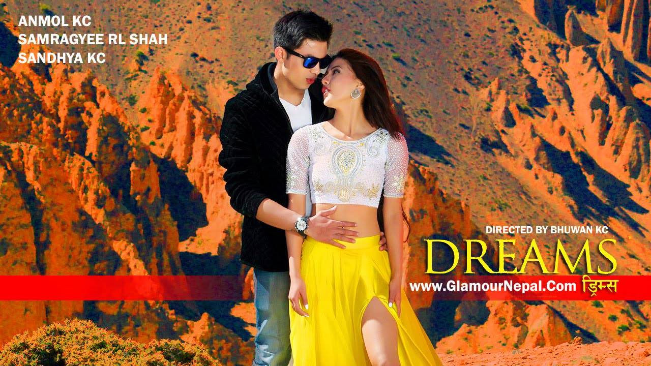 Image result for dreams nepali movie poster