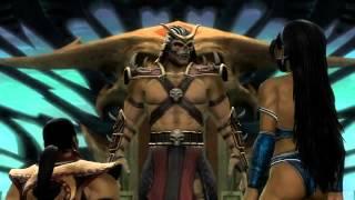 Mortal Kombat 9 - Фильм / Игрофильм
