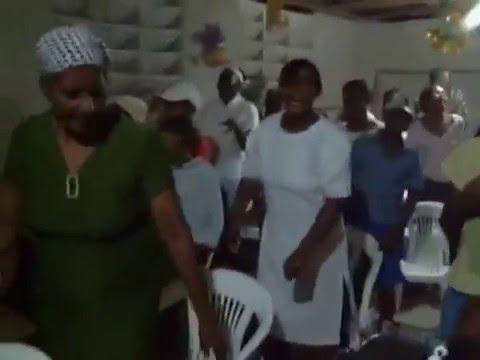 RAIN Gospel Mission to haiti -Port au Prince Local church - SD card vid clips