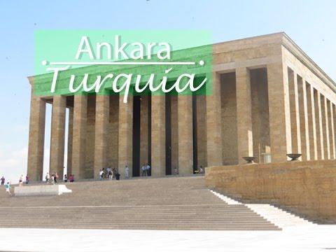 O que ver em Ankara na Turquia