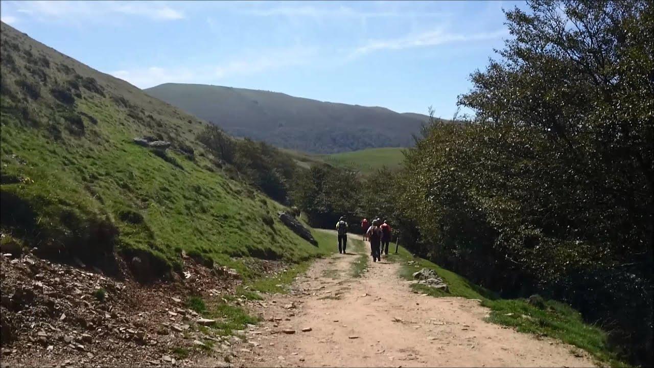 Camino franc s etapa 1 st jean pied de port roncesvalles - How to get to saint jean pied de port ...