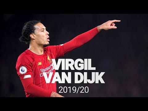 Best of: Virgil Van Dijk 2019/20 | Premier League Champion
