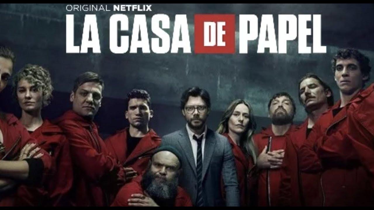 Download Casa de Papel Saison 4 - Episode 1
