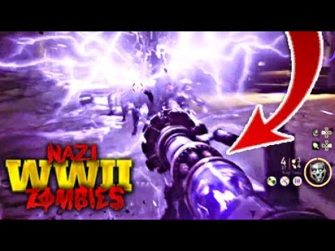 TUTO COD WW2 Zombies Construire Larme Speciale The Final Reich Gameplay FR