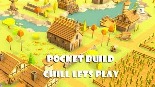 Pocket Build: Building a Castle