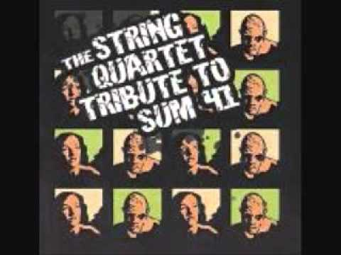 Vitamin String  Quartet - Sum 41 - The Hell Song