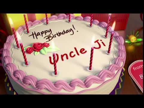 Happy Birthday To You Uncle Ji
