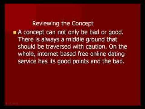 free online dating service reviews