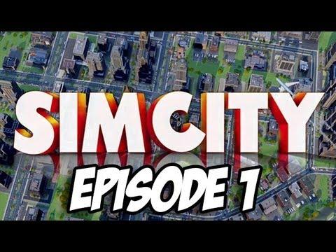 SimCity - Le Pays de la B'Familly   Episode 1