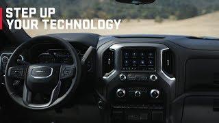 Next Generation Sierra   Step Up Your Technology    GMC