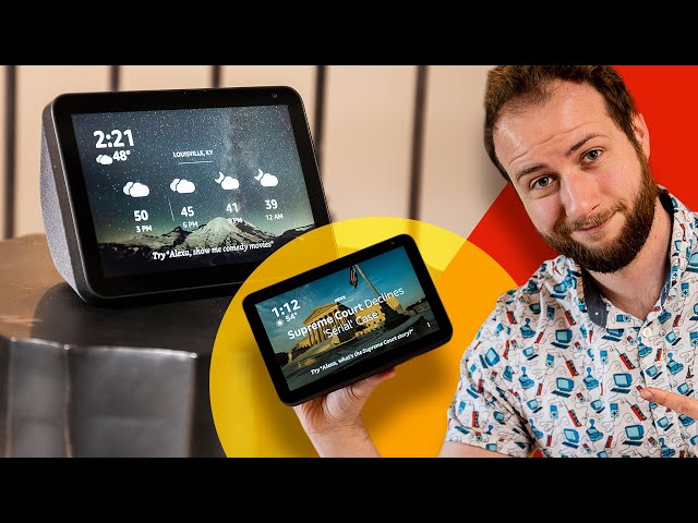 Amazon Echo Show 8 review: Alexa is getting even better
