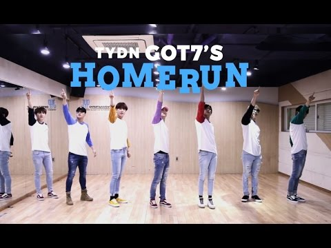 THINGS YOU DIDN'T NOTICE IN GOT7'S HOME RUN DP (BF VER.)