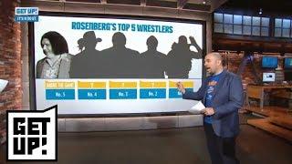 Peter Rosenberg ranks Ric Flair, Hulk Hogan in all-time top 5 pro wrestlers | Get Up! | ESPN