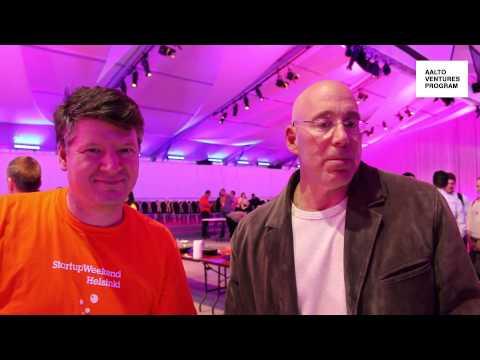 Aalto Venture Program URBAN CHALLENGE - greetings from Bruce J. Oreck