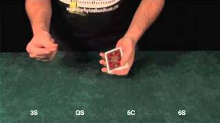 Stand Up Henry Christ's Four Ace Trick