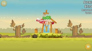 Angry Birds Classic Ep.3: The First 3 Tutorial Levels