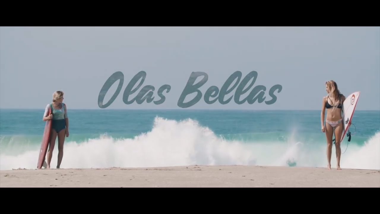 Surfing Salina Cruz Mexico with Alana Blanchard and Leila Hurst