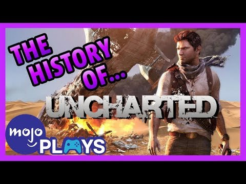 Origins of the Uncharted Franchise! More Than Just An Indiana Jones Rip-Off