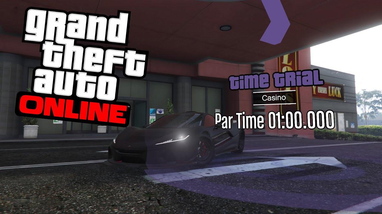 Gta Online Casino Time Trial