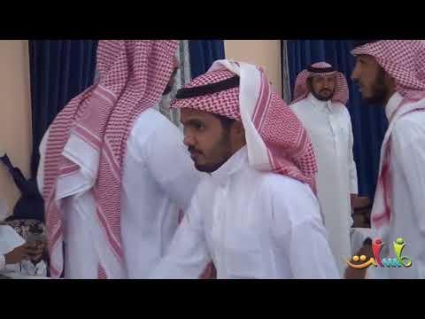 لمسات تبوك زواج ابن الشيخ سعيد رويعي المحينه العطوي بقاعة الريان للإحتفالات ٢١-١١-١٤٣٩