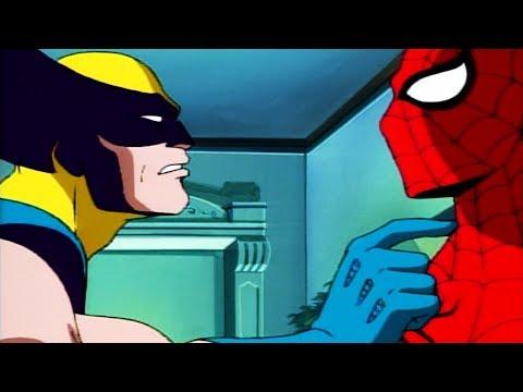 Spider man мультфильм смотреть онлайн 1994