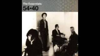 54-40 Ocean Pearl with lyrics