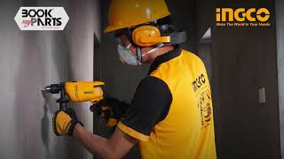 #INGCO Impact drill - Drill Machine Online Shopping in India #bookmyparts