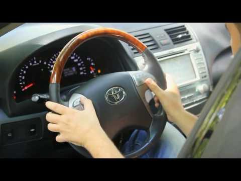 Toyota Camry Б/У с пробегом 313 тыс  км
