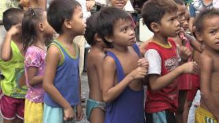 Recycle Food in the Philippines