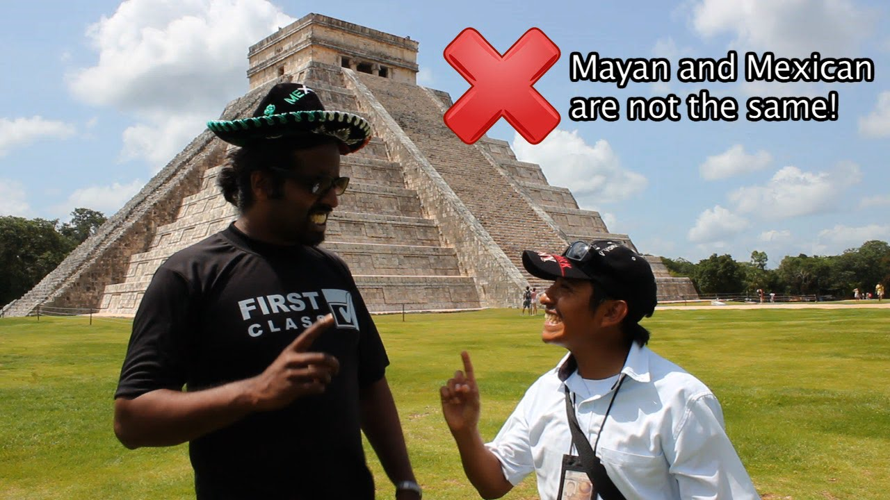How To Say Greetings In Mayan And Spanish Wilbur In Mexico Youtube