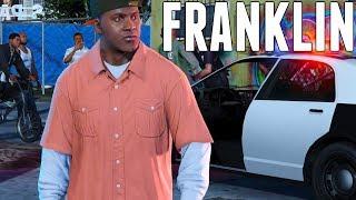 Who is Franklin Clinton? - GTA V Lore