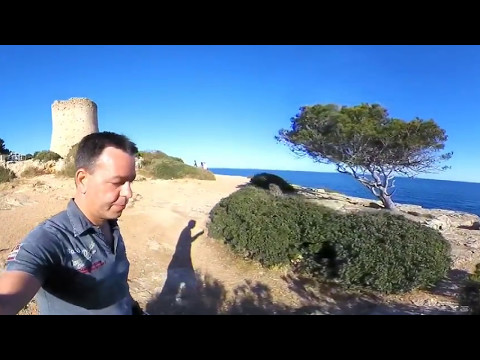 Cala Pi (360 Grad) HD Mallorca Secret Places Tips Travel Emotions Beautiful Locations