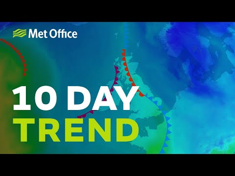 10 Day trend - Will we see any snow in the first part of February?