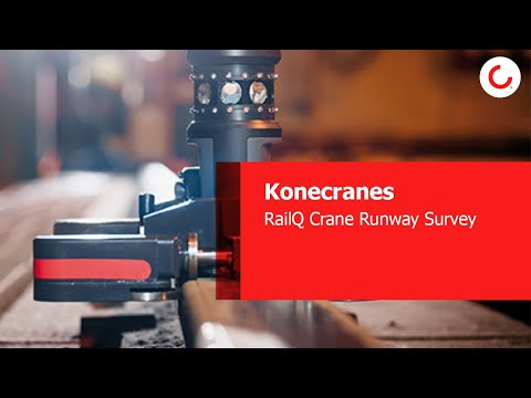 Konecranes RailQ Crane Runway Survey