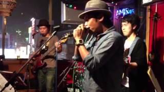 2013 5月10日 ストライクカンパニー 道頓堀ZUMI LIVE Bassヘンザンタカ...
