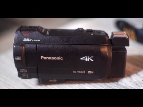 Panasonic VX870/981/991 – Best Camcorders for YouTube Hunting Videos?