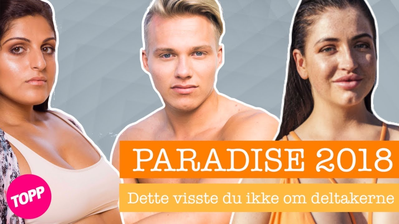 paradise hotel deltakere 2018 thai porno