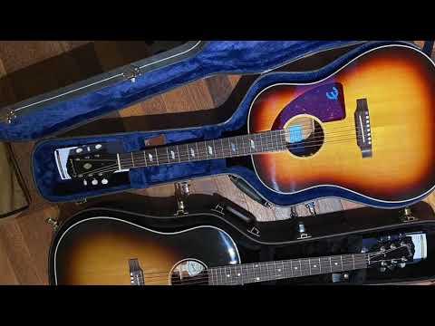 Gibson J45 Standard vs Epiphone USA Texan