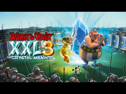 Asterix & Obelix XXL 3: The Crystal Menhir ll Aquarium Walktrough |