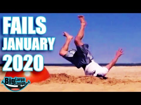 😂Monthly funny videos 2020, Best Fail & Win Compilation March 2020
