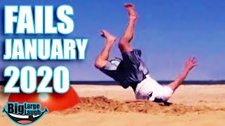 😂 TOP BEST FAILS JANUARY 2020 😂 Funny Compilation