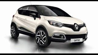 Renault Captur - Тест драйв