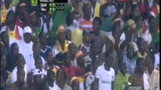 2012 (February 5) Gabon 1 -Mali 1 (African Cup of  Nations)