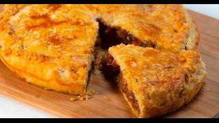 Пирог «Рассольник» | Теле-теле-тесто
