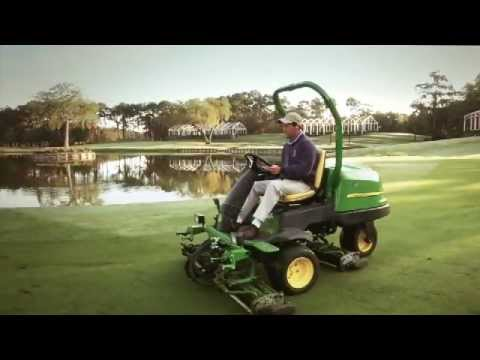 John Deere - The best golf courses